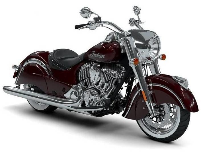 Мотоцикл, Harley-Davidson