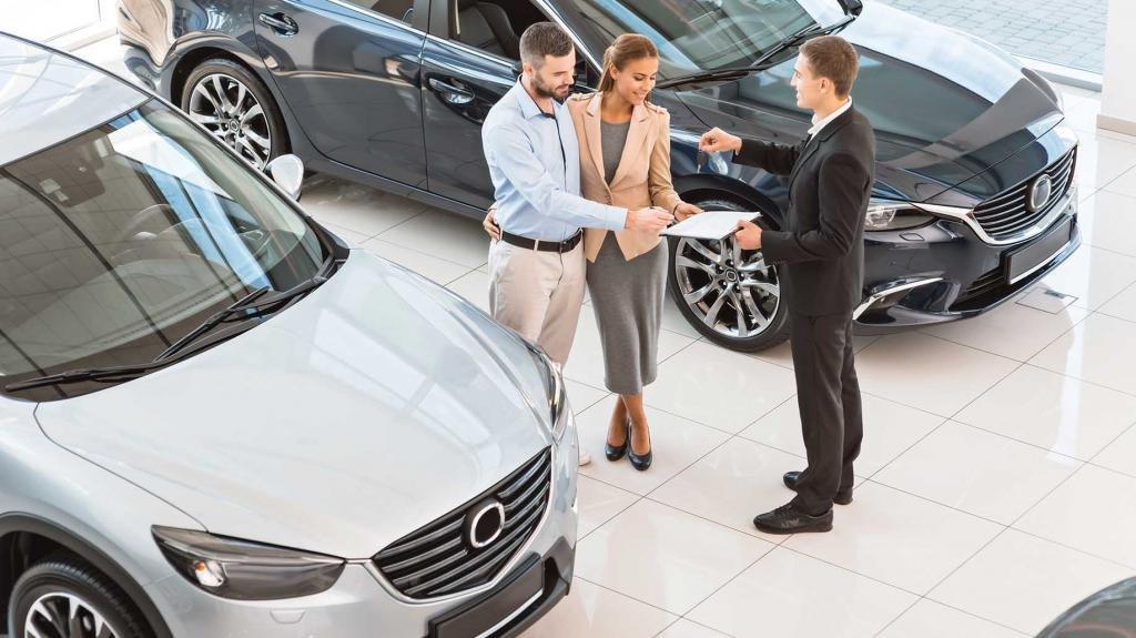 как поставить на учет новый автомобиль из салона