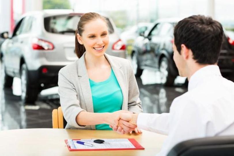 Покупка и продажа нового авто
