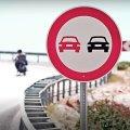 Обгон запрещен: знаки ПДД, штрафы за нарушение