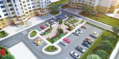 Правила парковки во дворах. Разрешена ли парковка во дворе жилого дома?