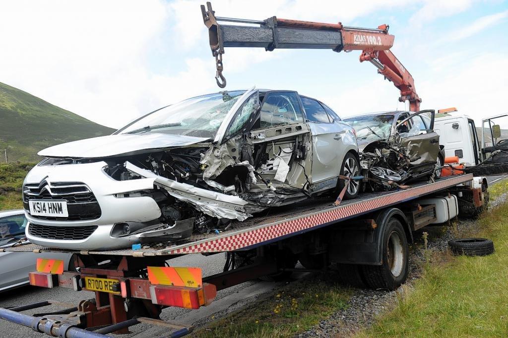 Машина, не подлежащая восстановлению