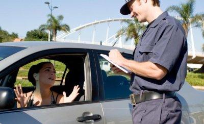 Штраф за отсутствие прав (водительского удостоверения). Что делать, если забыл права дома и остановили