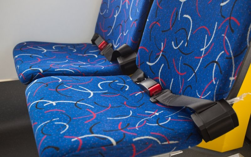 Дополнительное оборудование детского автобуса