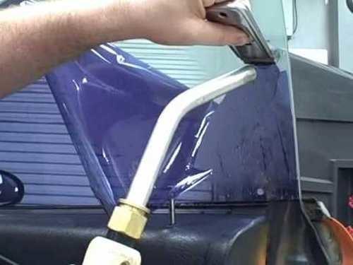 тонировки стекол автомобиля фото