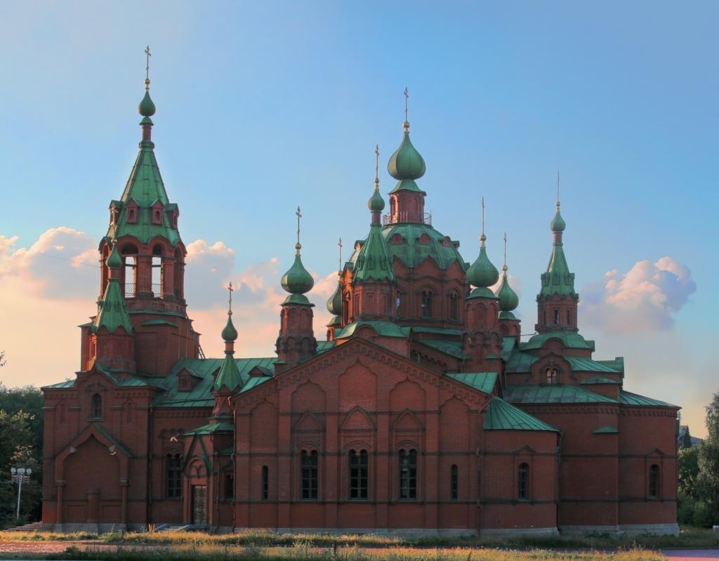 храм Челябинск
