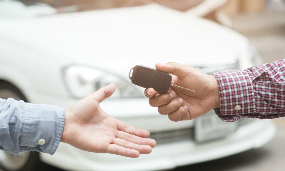 Получение автомобиля вечный учет