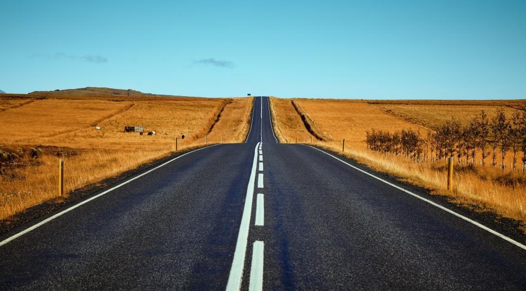 участок дороги без перекрестков
