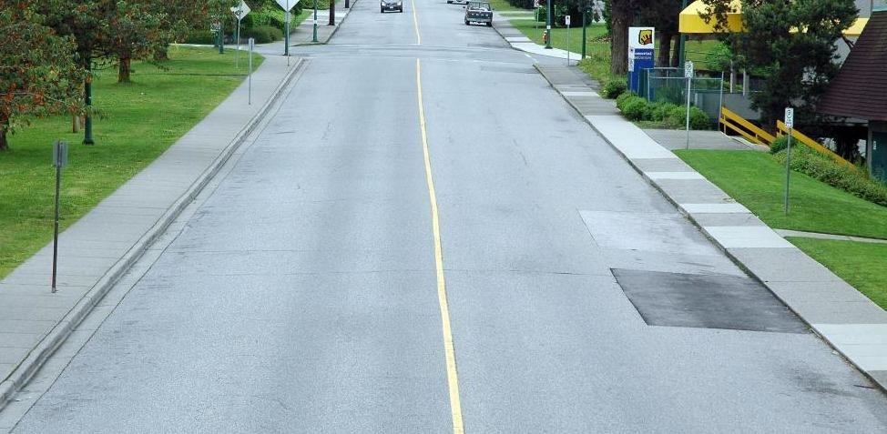 сплошная линия на дороге
