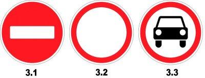 Сквозной проезд запрещен: описание, зона действия, возможные исключения из правил и наказание за несоблюдение ПДД