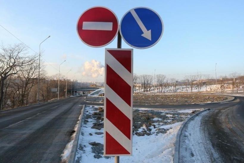 знак 3.1 перед выездом на встречную полосу