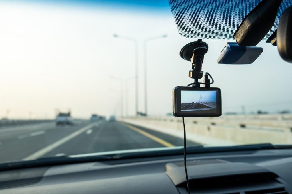 частники с камерами видеофиксации на дорогах
