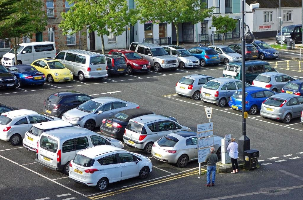 как оспорить штраф за неправильную парковку мади