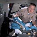 Как пристегнуть автолюльку: техника выполнения, необходимые материалы и инструменты, пошаговая инструкция с фото и советы специалистов