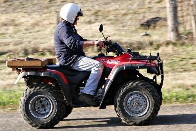 Какие права нужны на квадроцикл, как их получить? Какая категория нужна на квадроцикл